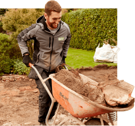 Professional landscape service from Greatest Scapes.