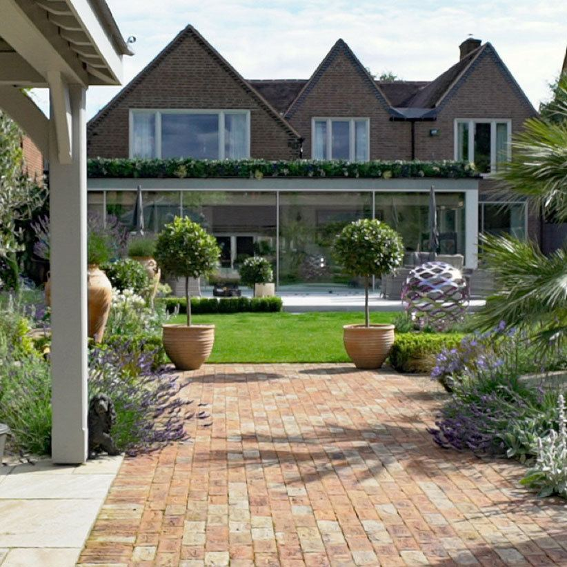 Garden design project by Greatest Scapes.