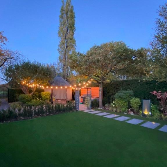 Greatest Scapes garden design in Warwickshire.